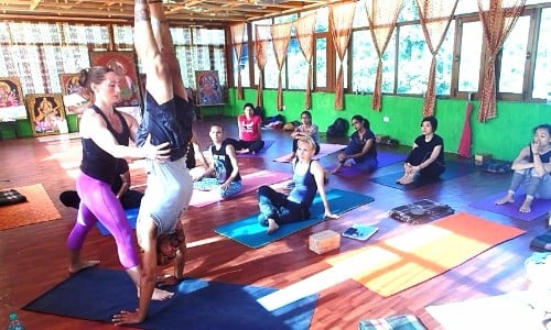 1 Month 300Hr Advanced Hatha Yoga Teacher Training in India, Rishikesh