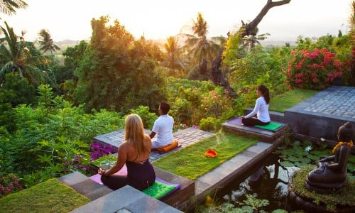 22 Day Zen Yoga & Ayurveda Retreat in Indonesia, Bali