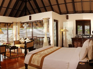 Deluxe Pool Villa at Carnoustie Ayurveda and Wellness Resort