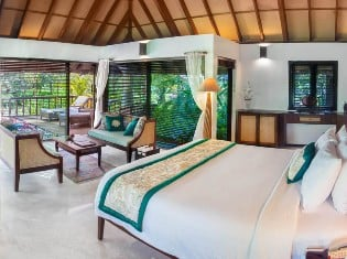 Private Villa at Carnoustie Ayurveda and Wellness Resort