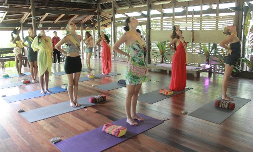 7 Day Meditation & Yoga Retreat on Tropical Island