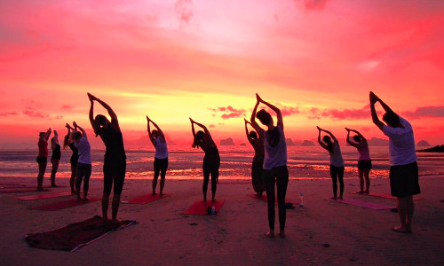 8 Day Island Yoga Immersion Retreat