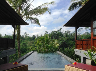 Pool Villa at Bagus Jati