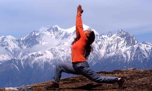9 Day Himalayan Yoga Retreat Nepal in Nepal, Kathmandu