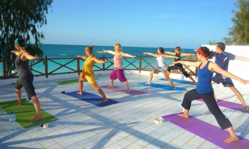 200Hr Zanzibar Yoga Teacher Training