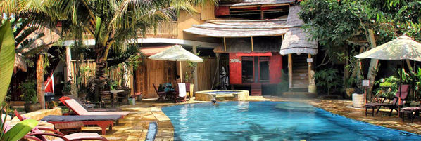 Serenity Eco Guesthouse Indonesia