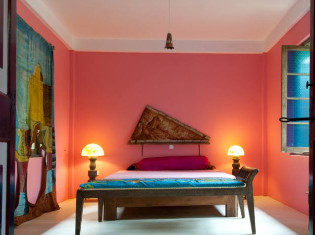 Private Room at The Kandy Samadhi Centre