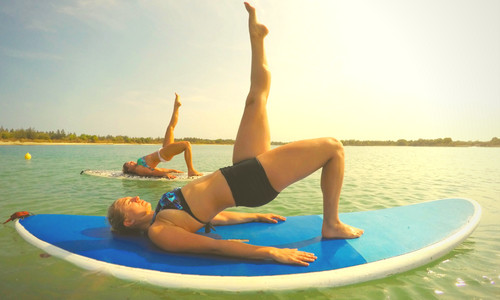 3 Day Kite West Stand Up Paddle Board & Yoga Retreat