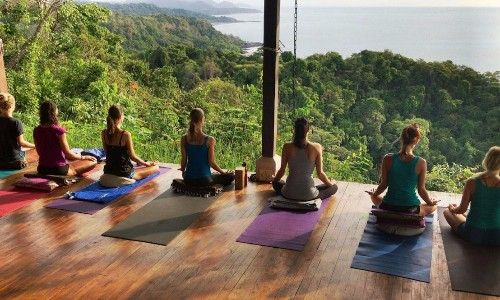 8 Day Relaxation & Yoga Retreat