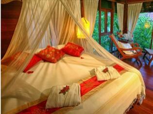 Large Spa Villa at Ban Sabai Village Spa Resort