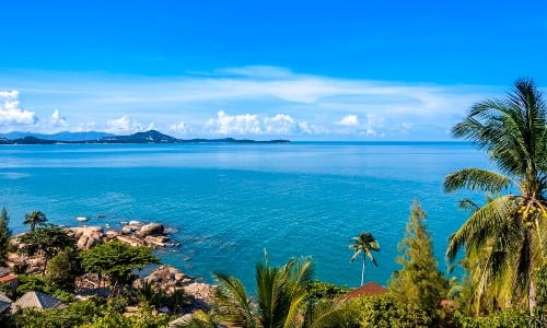 3 Night Mini Yoga Vacation in Thailand, Koh Samui