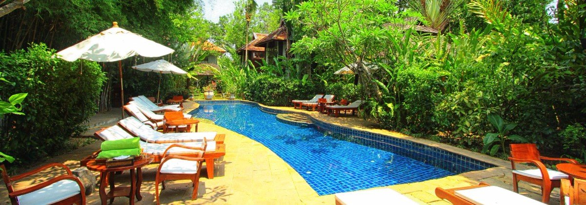 5 Day Spa Rejuvenation, Boutique Hotel Chiang Mai at Ban Sabai Village Resort & Spa