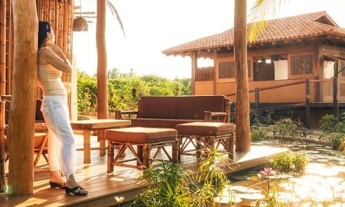 10 Day Chic Nature Retreat on the Beach in Mexico, Guerrero