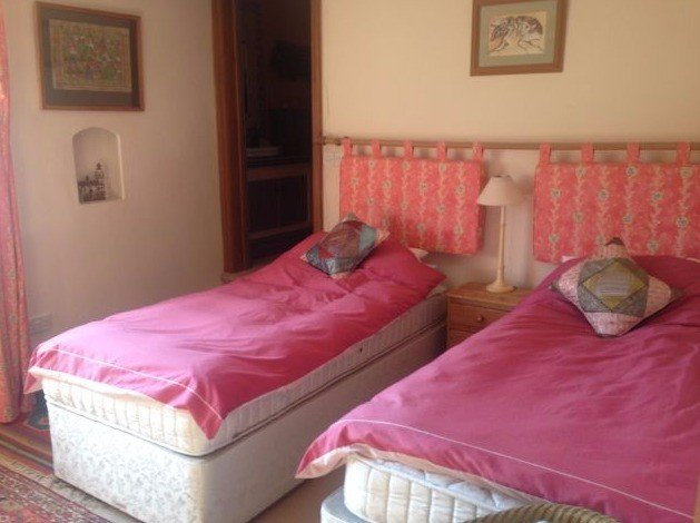 Shared Room at Holycombe Holistic Retreat Centre