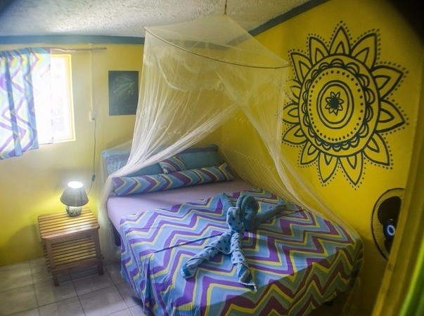 Private Room at Go Natural Jamaica