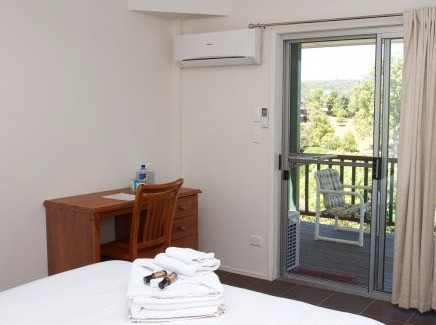 Private Room at Living Valley Health Retreat