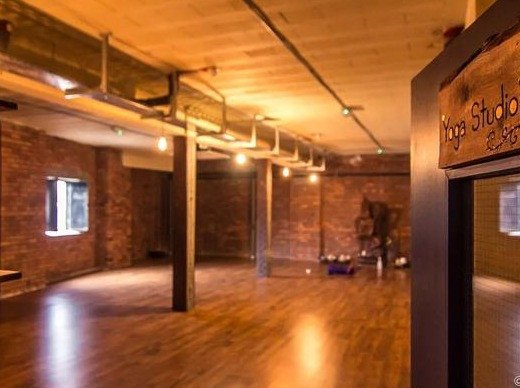 Triple Room at Manchester Yoga Central