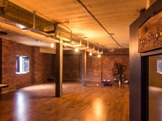 Shared Room at Manchester Yoga Central