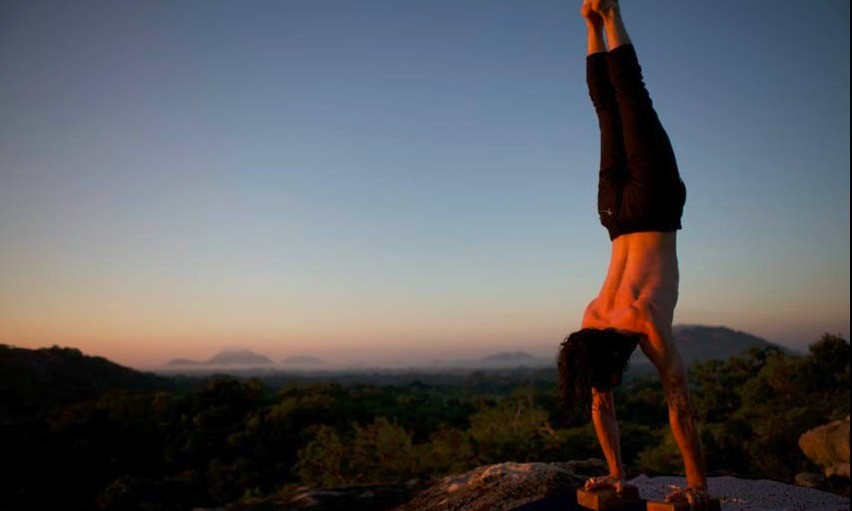 15 Day Ulpotha Vinyasa Yoga Retreat