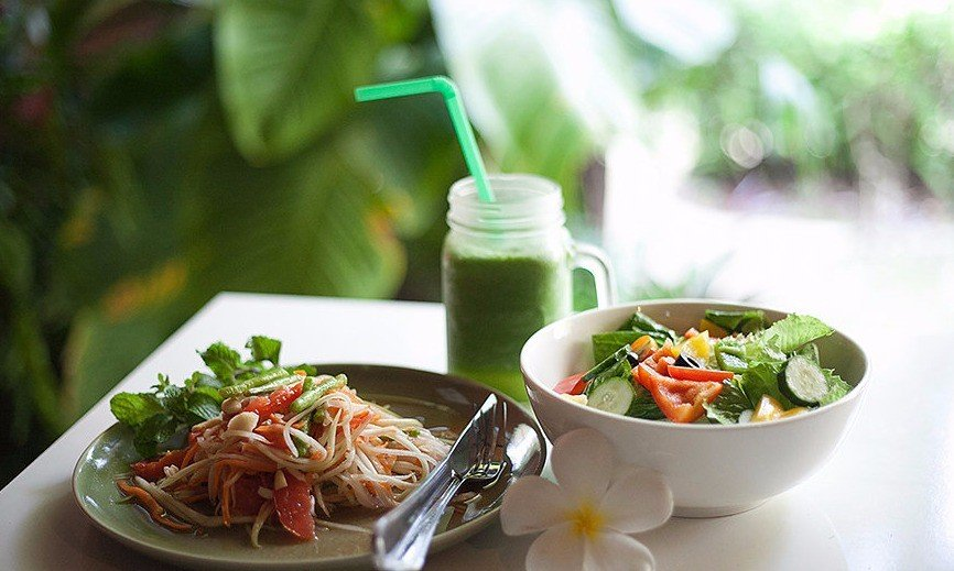 6 Day Raw Food Detox Retreat in Thailand