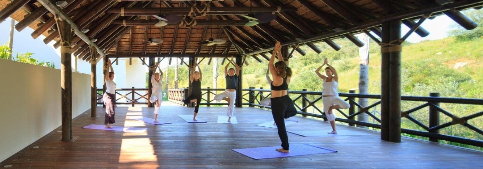 7 Days at Boutique Wellness and Yoga Retreat, Spain at Shanti Som Wellbeing Retreat
