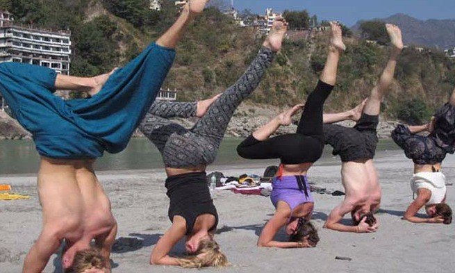 27 Day 300 Hour Hatha Yoga Teacher Training in India, Rishikesh