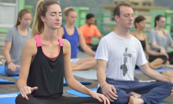 200Hr Vinyasa Ashtanga Teacher Training