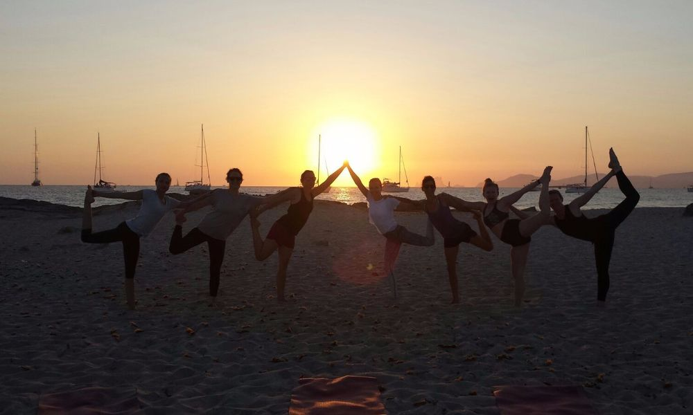 6 Day Yoga Sailing Retreat Ibiza, Mediterranean, Spain in Spain, Ibiza