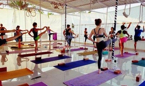 21 Day 200Hr Ashtanga Yoga Teacher Training in India, Goa