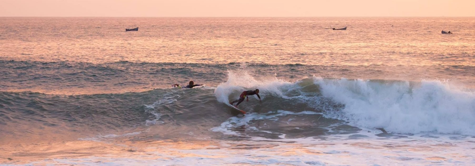 7 Night Offshore Yoga Retreat in Morocco at Offshore Surf Morocco