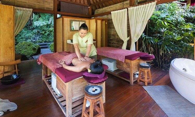 5 Night Stretch & Massage in Wellness Haven, Ubud Bali in Indonesia, Bali