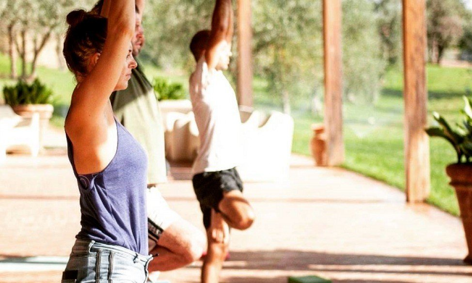 5 Day Fitness and Yoga Health Retreat