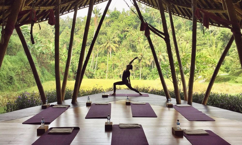7 Day Eat Pray Move Bali Chakra Retreat