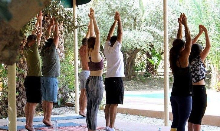 4 Day Cultural Luxury Yoga Retreat in Morocco, Marrakech