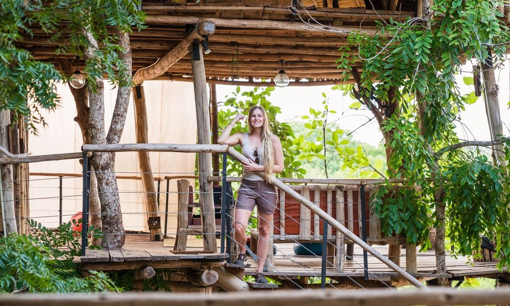 4 Day Yoga, Meditation & Culinary Journey, EcoVillage in Sri Lanka, Southern Province