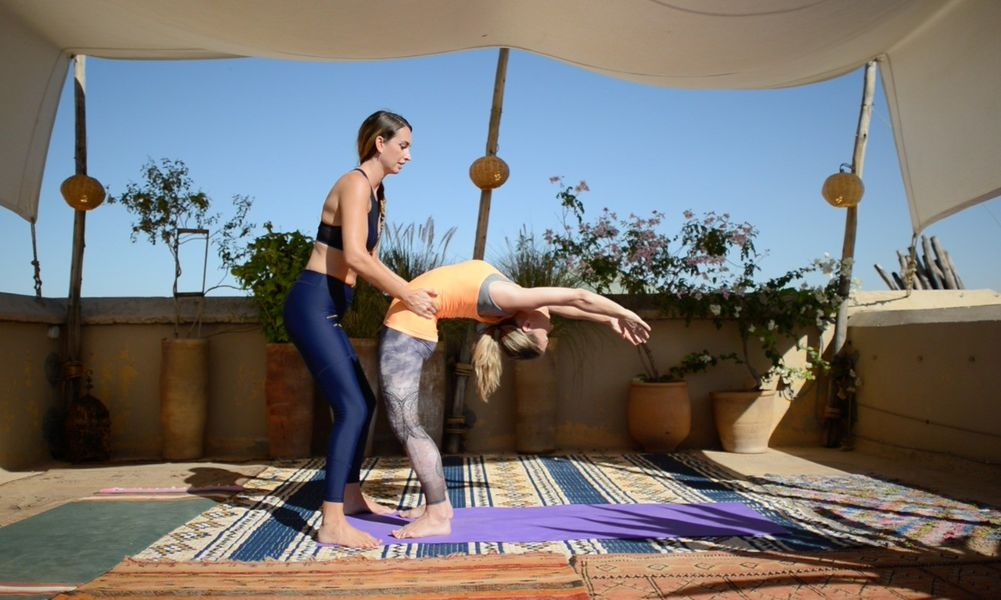 4 Night Women's Magical Marrakesh Retreat