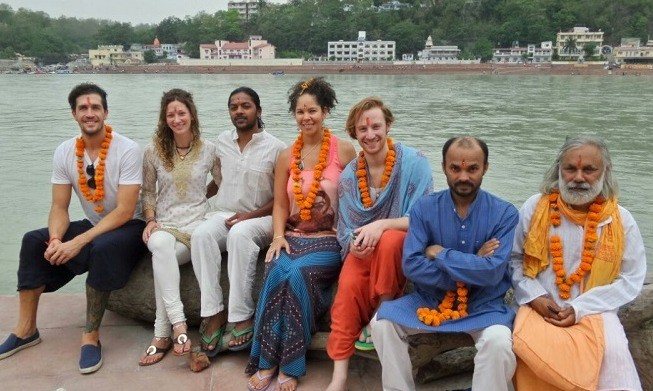 28 Day 200Hr Hatha Vinyasa Teacher Training in India, Kerala