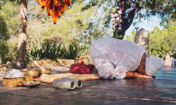 4 Day Return to Radiance Kundalini Yoga Retreat in Spain, Ibiza