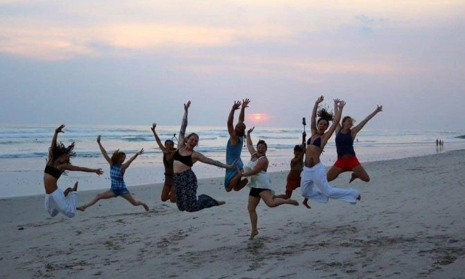 21 Day 200Hr Vinyasa & Surfing Yoga Teacher Training in Costa Rica, Nicoya Peninsula