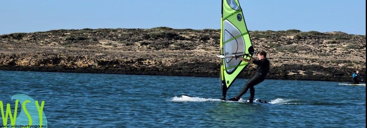 7 Night Windsurf & Yoga Retreat at WindSurfYoga