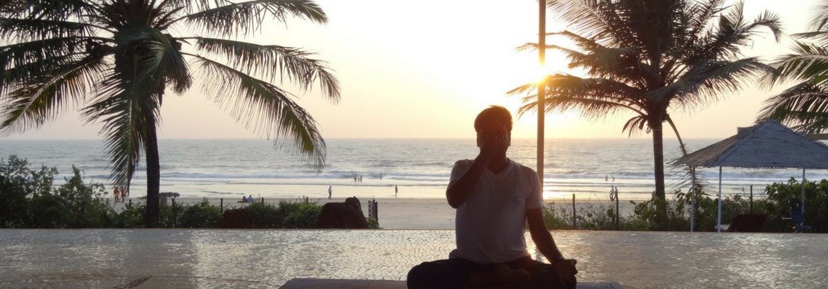 10 Night Total Body Rebalancing Retreat at The Beach House Goa
