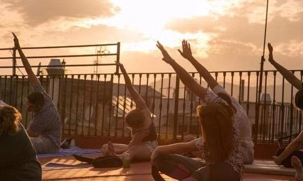 4 Day Barcelona Urban Yoga Retreat, Spain in Spain, Catalonia