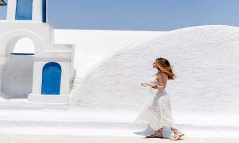 7 Day Yoga Retreat in Greece, Santorini in Greece, Santorini