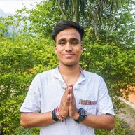 Ankit Ji, Facilitator of Himalayan Yoga Association